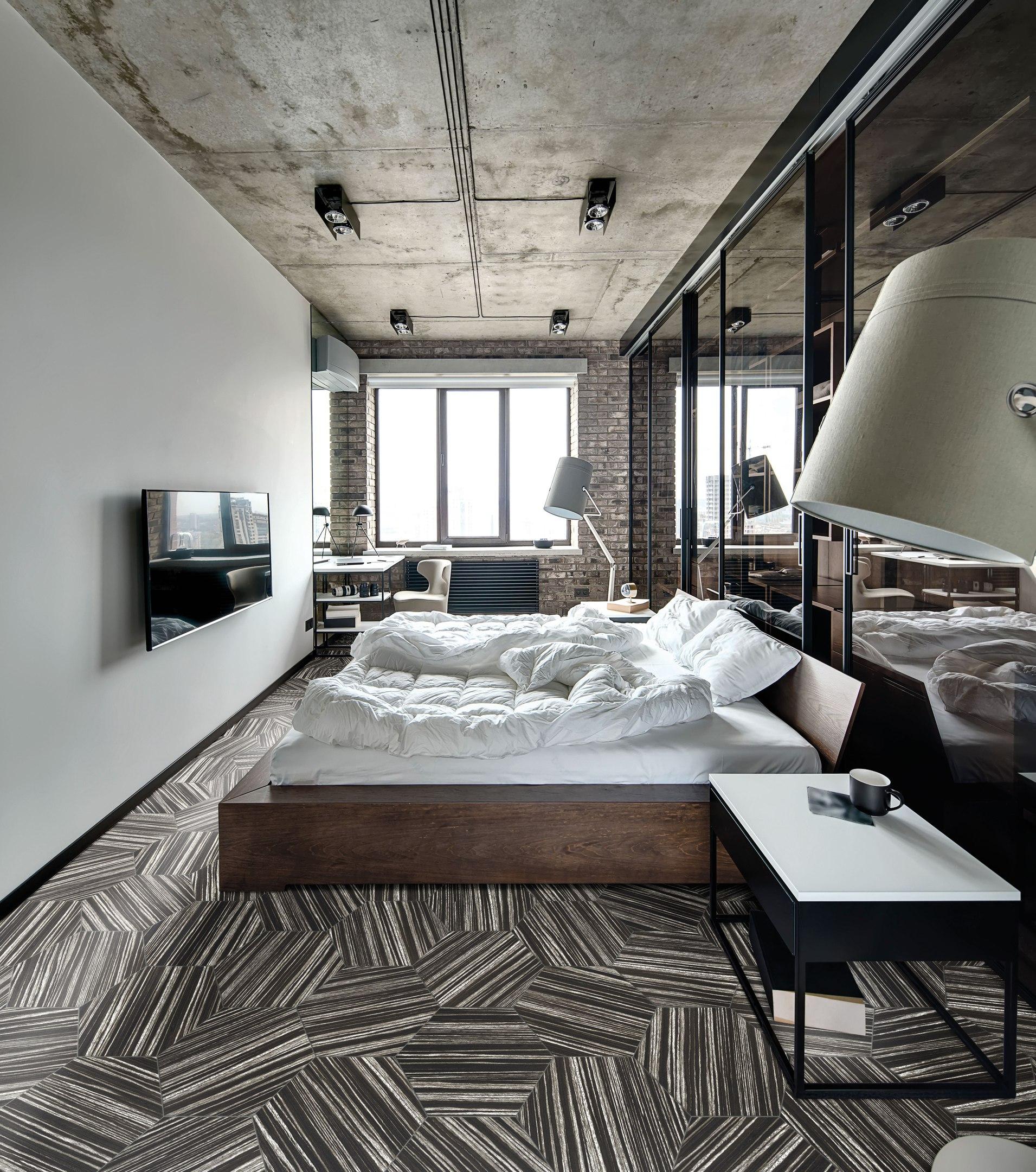 Фото с выставки Cersai 2017 Materia Viva - спальня