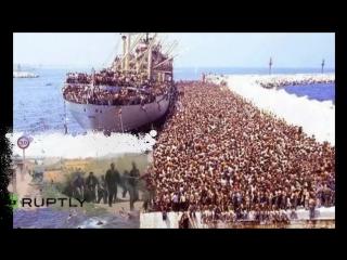 Покорение Европы ДИКАРЯМИ 2. Пир СКОТОВ