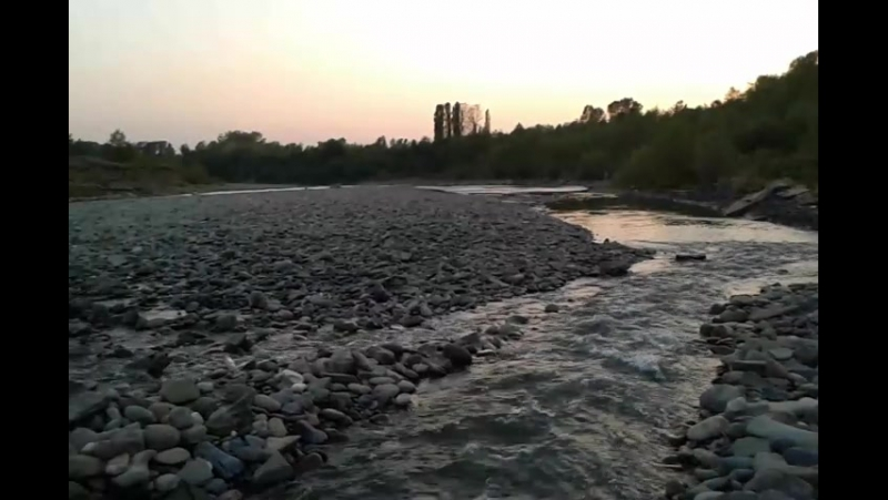 Река Белая, г. Майкоп