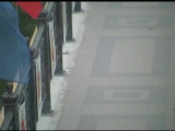 Вандалы в Гусеве сорвали флаги. ВИДЕО