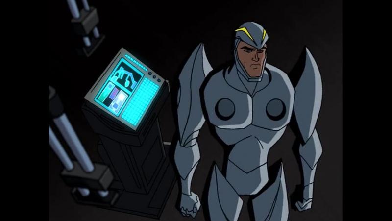 The Batman.Бэтмен (2004-2008) Четвёртый сезон 11 серия