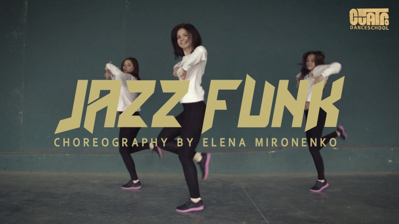 CUATRO DANCE SCHOOL JAZZ FUNK (Jessie J ft B o B - Price Tag)