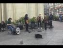 кавер Linkin Park - give me reason (Istreetband, уличные музыканты, Питер)