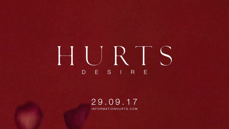 Get HOLD ON TO ME right now when you pre-order DESIRE on iTunes. Enjoy!   hurts.lnk.to/HoldOnToMe
