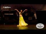 Ekaterina Zhvik_Ethno Dance 2015_Improvisation_Reda Saad Orchestra