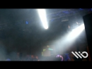 AnatomiX​ b2b Mizo​ b2b Wingz​ @ Let It Roll​ 2017 pre-party, Hangar stage 4