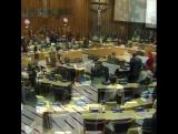 Заседание Совета по опеке  ООН началось с минуты молчания в память о постпреде России Виталии Чуркине.