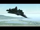 Пробный полёт на прототипе ПАК ФА