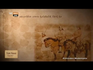 Oğuzlar Kelimesinin Tarihsel Süreciyle Anlatımı - TRT Avaz