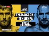 Fight Night Stockholm- Gustafsson vs Teixeira Joe Rogan Preview [RUS]