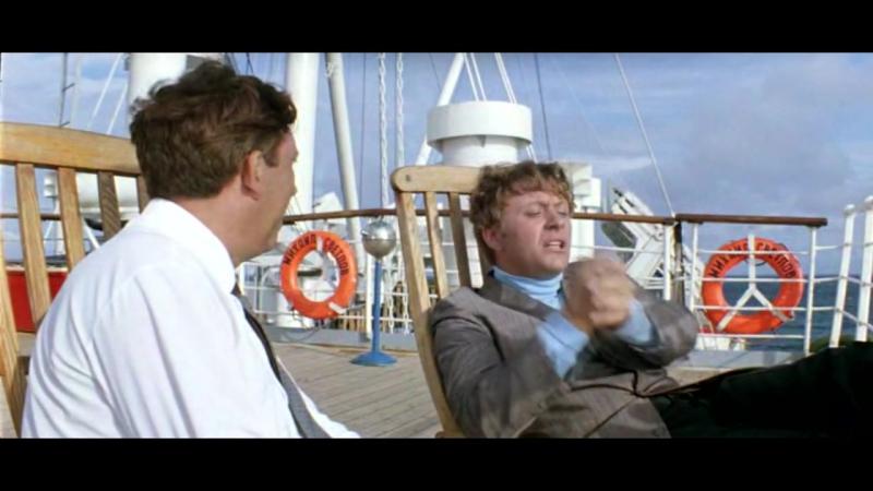 ( к/ф ) Андрей Миронов - Остров Невезения (1968 Бриллиантовая рука)