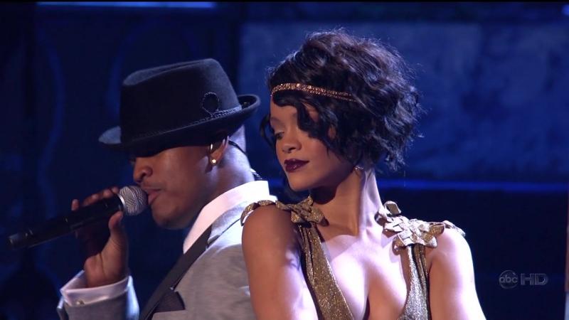 American Music Awards 2007 - Rihanna Feat. Ne-Yo - Umbrella Hate That I Love You