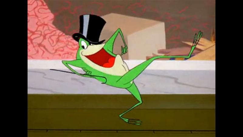 Singing Frog - Hello My Baby, Hello My Honey