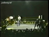 №37 Smokin Joe Frazier (Джо Фрейзер) vs Floyd Jumbo Cummings 1-2
