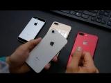 Полный обзор iPhone 8 от Чудо Техники