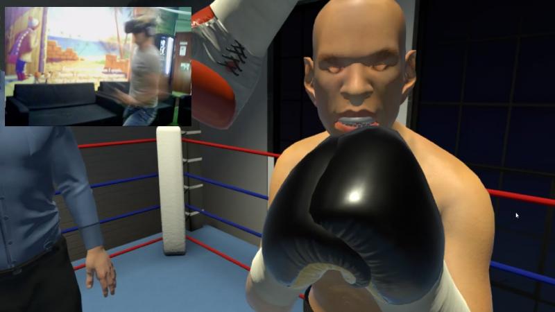 Бокс в виртуальной реальности) клиенты довольны