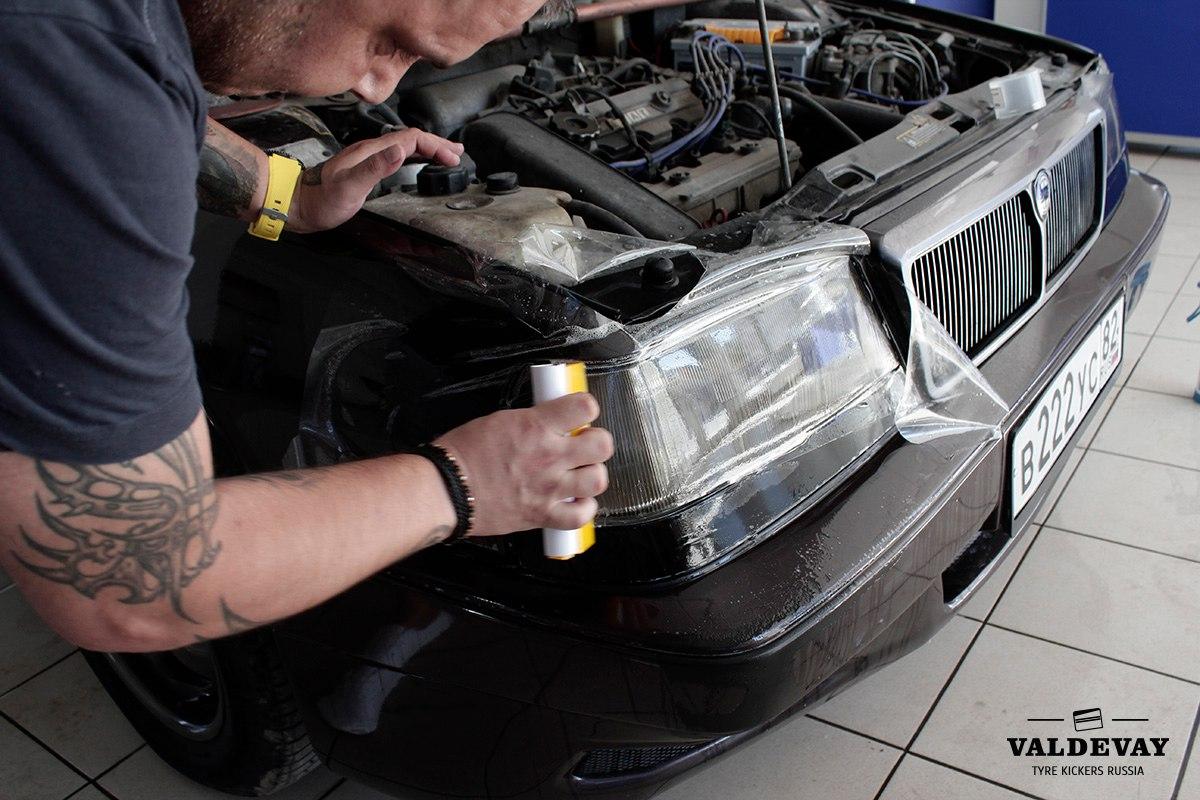 бронь автомобиля своими руками
