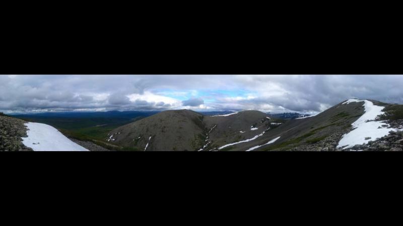 Пейзажи Якутии- Гора Якутка