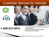 Get Instant Hotmail Help Number 1-888-819-0991