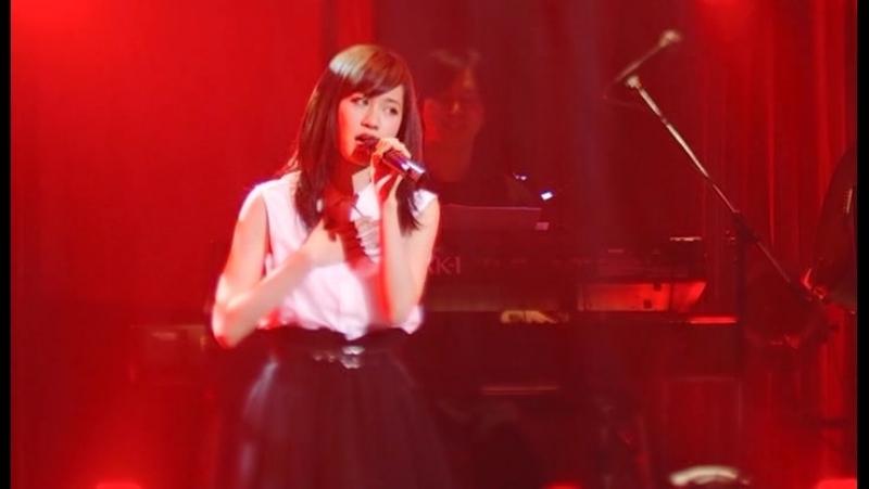 Atsuko Maeda Hoozue to Cafè Macchiato (08) [1st Live Seventh Chord, Zepp Tokyo, 03.04.2014]