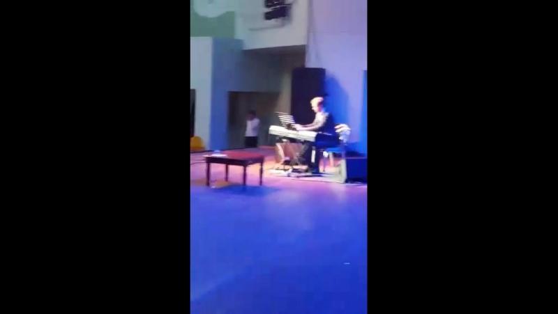 Концерт о.Фотия в Анапе