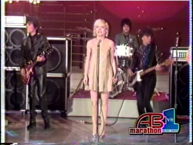 Blondie Heart Of Glass American Bandstand