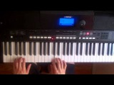 Song On the Beach from Her (2013) by Arcade Fire &amp Owen Pallett (Piano Cover + Tutorial)
