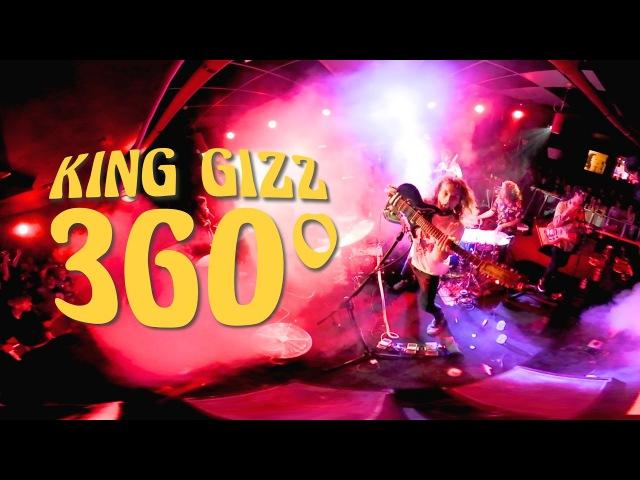 King Gizzard The Lizard Wizard - 360° Full Concert