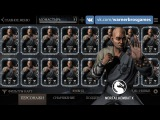 The Shaolin Monastery presents Triple Diamond Monk squad in Epic battle of MKX Mobile