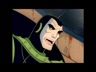 DMN93 - Горец (Highlander - The Animated Series) Обзор мультсериала