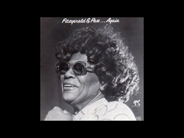 Ella Fitzgerald Joe Pass - Fitzgerald and Pass... Again ( Full Album )