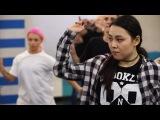 Танцы: Баина Басанова и Мадина - Обмен любезностями (сезон 3, серия 15)