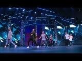 Танцы: Хореография Игоря Рудника. Группа 2 (Роман Bestseller - Полный) (сезон 3, серия 13)