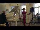 Г Форе Лунный свет Ел Свешникова Ал Шакитько Clair de Lune Elizaveta Sveshnikova soprano Alexey Shakitko piano