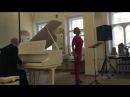 Г Шарпантье Луиза Ел Свешникова Ал Шакитько Louise Elizaveta Sveshnikova soprano Alexey Shakitko piano