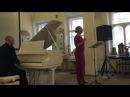 Е.Шоссон Колибри Ел.Свешникова / Ал.Шакитько. E.Chausson Le Colibri Elizaveta Sveshnikova (soprano) Alexey Shakitko (piano)