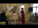 А Дюпарк Вздох Ел Свешникова Ал Шакитько Soupir Elizaveta Sveshnikova soprano Alexey Shakitko piano