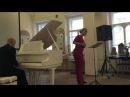Allerseelen Elizaveta Sveshnikova soprano Alexey Shakitko piano