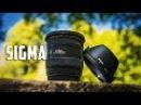 Sigma 10-20mm f/4-5.6 Обзор   Фото и Видео Тест ✔