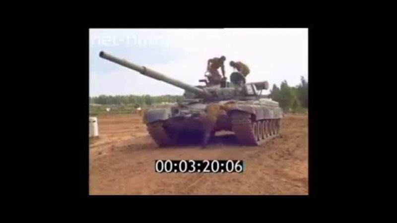 Т-80БВ ТАНК-УБИЙЦА из СССР! История Легенды!