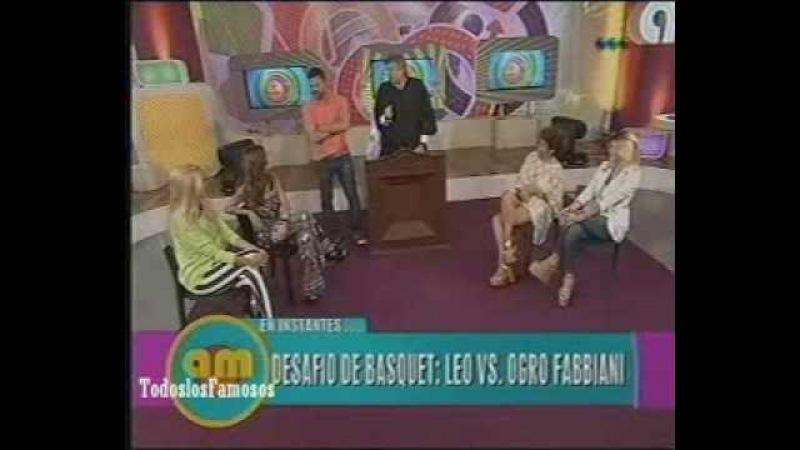 AM-La corte:¿Jovenes o maduritos?-Maria del Cerro,Fernanda Callejón y Laura Bruni