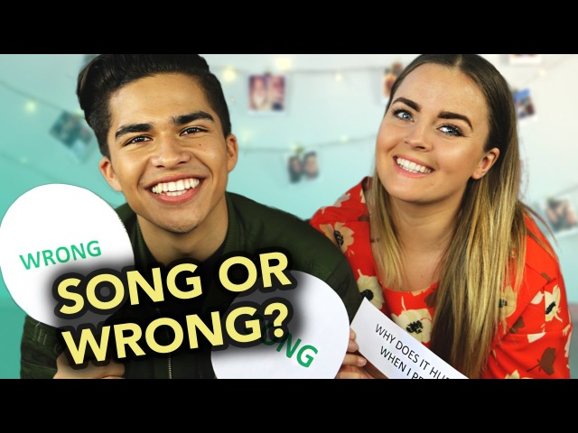 Song or Wrong? / ALEX AIONO Hänger med P3 Star