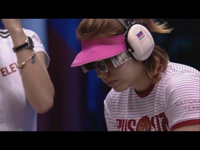 2016 European Championship 10m, Györ, Hungary - Air Pistol Women Finals
