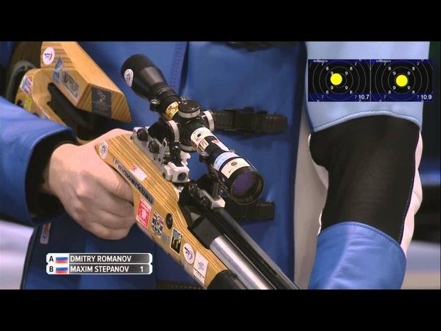 2016 European Championship 10m, Györ, Hungary - Running Target Men Semifinal Finals