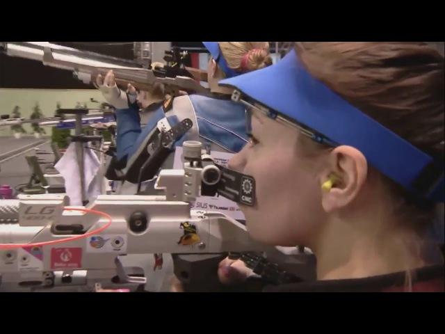 2016 European Championship 10m, Györ, Hungary - Air Rifle Women Final