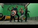 Marvel Bloopers