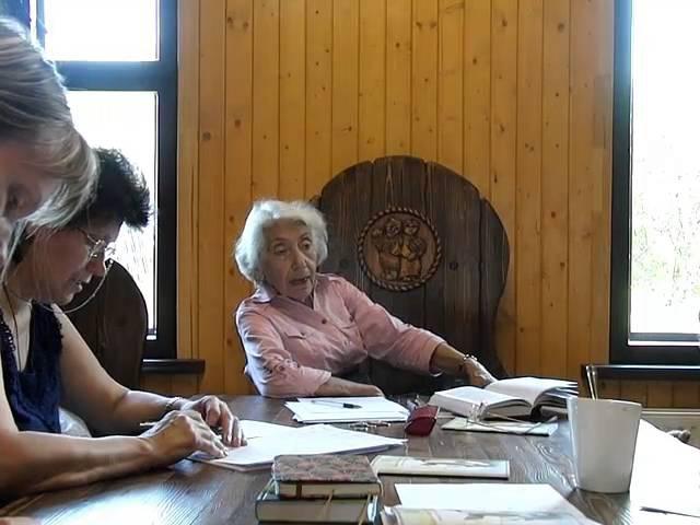Марва Оганян. Лекция по сердечно сосудистой системе. Картошино 2013