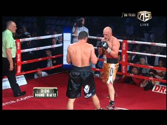 Krzysztof Wlodarczyk vs Rakhim Chakhkiev 2013-06-21 Рахим Чахкиев - Кшиштоф Влодарчик 2013-06-21