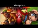 Battle of death episode 50 Jak Daxter vs Banjo Kazooie Джек и Декстер против Банджо и Казуи.