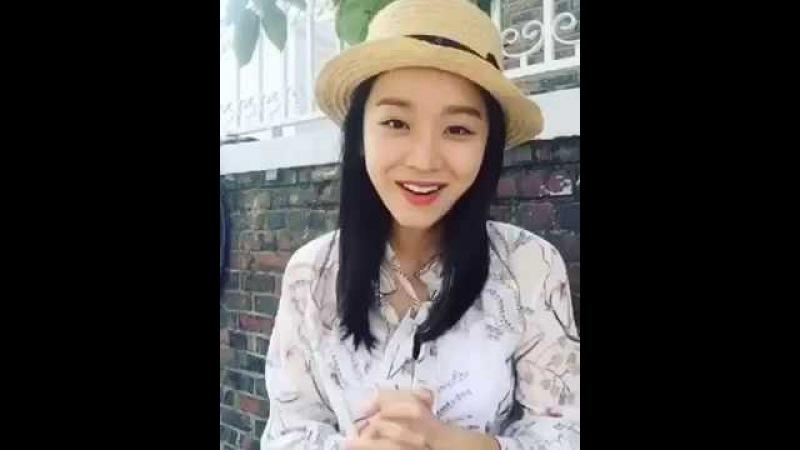 신혜선 데뷔 0358일 소감 Shin Hye sun`s impression about 0358 days after her debut